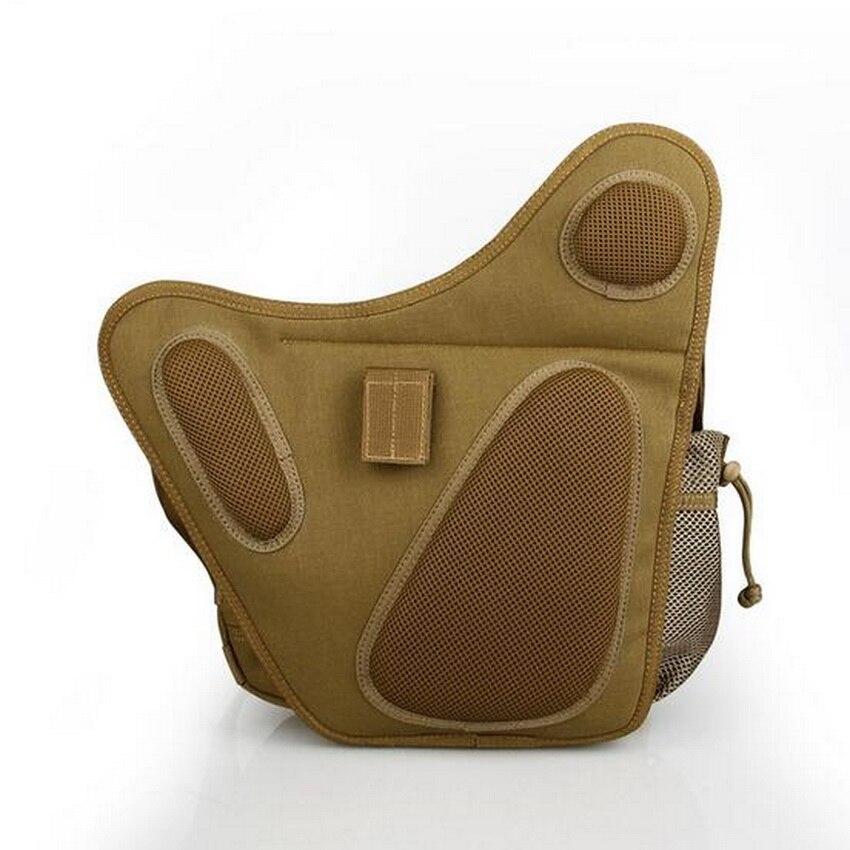 green Materiale Da gray Bag Alpinismo Outdoor Sacchetto Color Libero Borsa Color Impermeabile Cotone Tempo Sella Militare Black Tattico altri Di Color Tela Messenger Rwv0wq