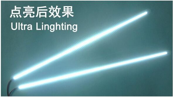 20PCS Free Shipping 540mm Adjustable brightness CCFL led backlight strip kit,Update 24inch lcd monitor to led bakclight-in Computer Cables & Connectors from Computer & Office    3