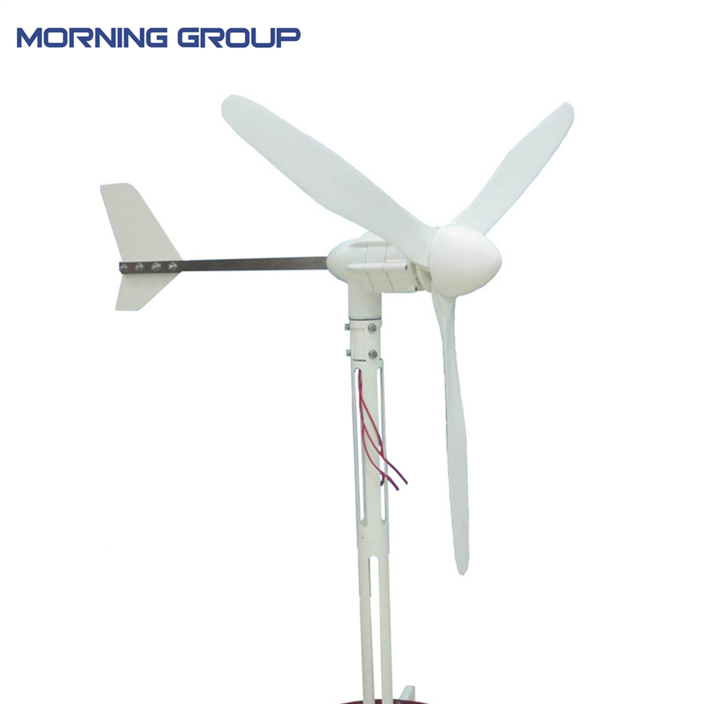 S-1000 24/48V 3 Blades Wind Driven Energy Turbine Generator For Wind System 1000W With Mppt Controller For Home Boats free shipping 600w wind grid tie inverter with lcd data for 12v 24v ac wind turbine 90 260vac no need controller and battery