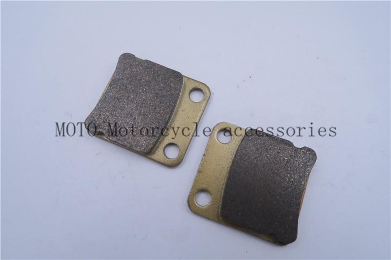 Motorcycle Brake Pads For KAWASAKI KX 65 A1/A2/A3/A4/A5/A6/A6F/A7F/A8F/A9F/AAF /ABF/ACF/ADF 2000 2001 2002-2010 2011 2012 2013