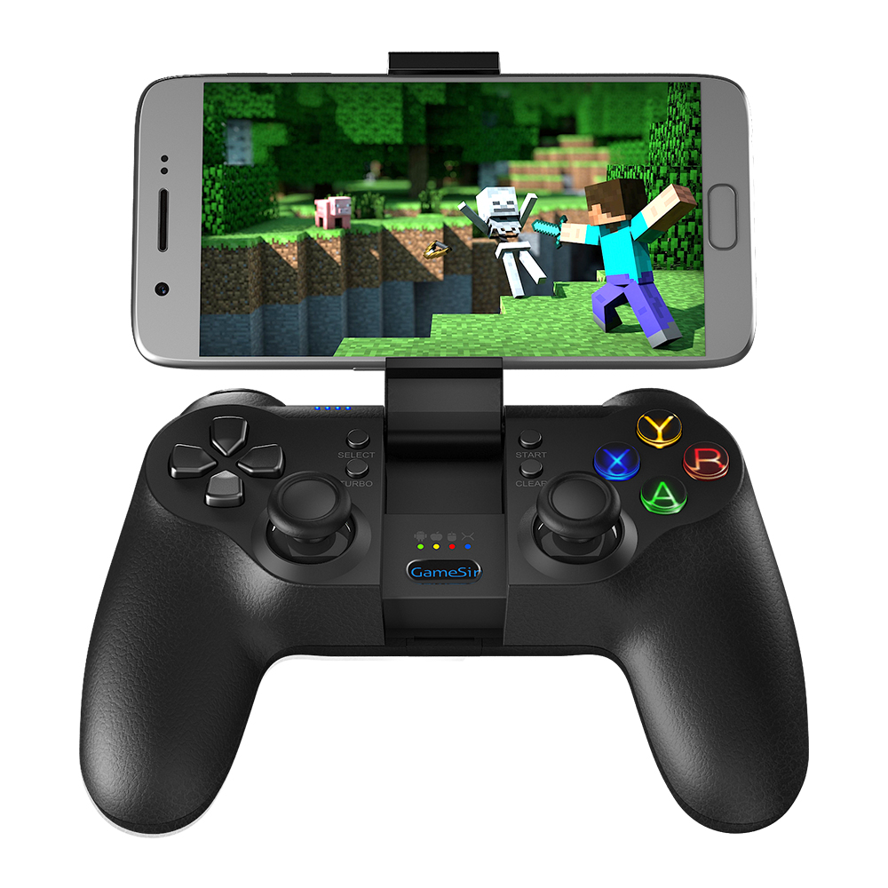 GameSir T1s Gamepad with Remapper A2,  for PS3 Controller Bluetooth 2.4GHz Wired for Android/Windows/PS3/VR