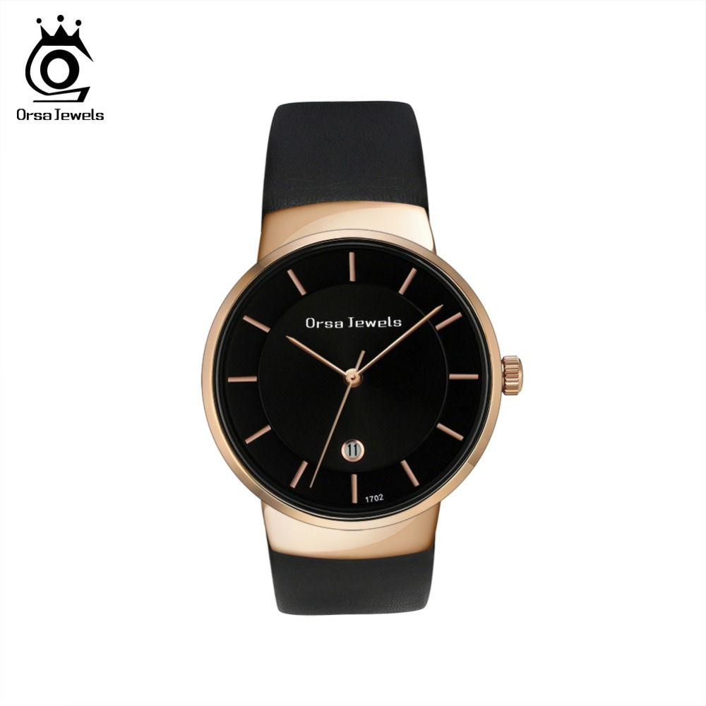 ORSA JEWELS Dress Watch For Women Luxury Fashion 4 Colors Wristwatches Office Ladies Gift Relogio Feminino Jewelry OW04 1