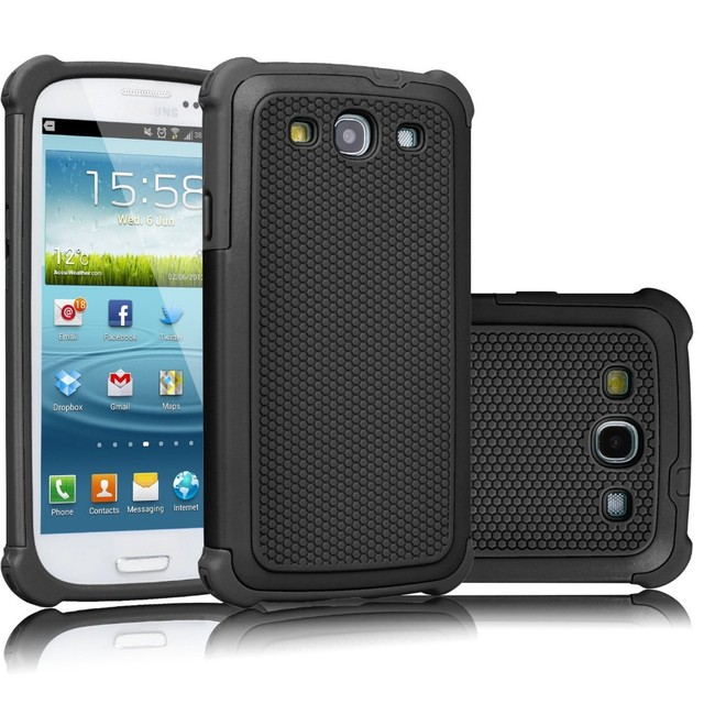 For Samsung Galaxy S3 i9300 Case S3 Neo VE GT-i9301I Case S3 Neo+ GT-i9300I Cover Heavy Duty  Armor Case For Samsung S3