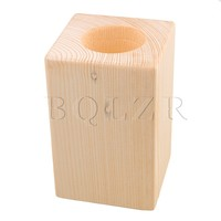 5cm Dia Round Hole Wood Furniture Lifter Bed Table Safa Riser Add 10cm BQLZR
