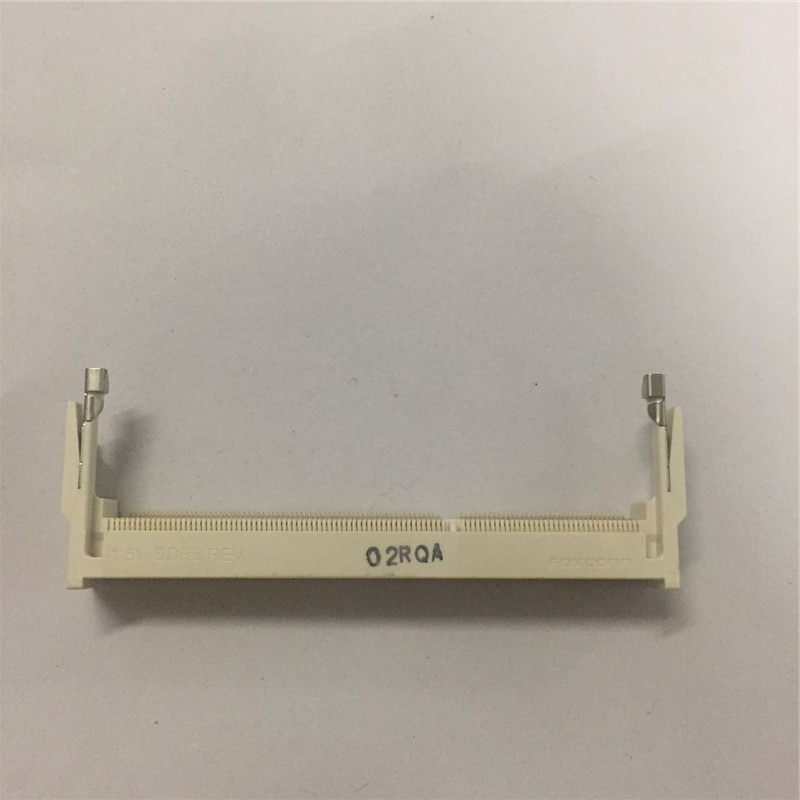 1PCS  Notebook Memory Slot Socket 1.5V DDR3 REV Reverse 204P 9.2MM  9.2H O2RQA