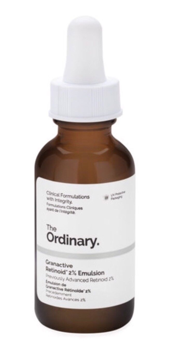 The Ordinary Granactive Retinoid 2 Emulsion Previously Advanced Retinoid 2