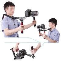 NEEWER DSLR RIG FILM SETI OMUZ DAĞı (KıRMıZı) gibi Dijital SLR Kamera ve Video Kamera için Canon
