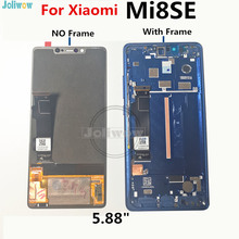 Amoled Screen FOR Xiaomi Mi8 SE LCD Display Digitizer Assembly Touch Replacement Mi 8