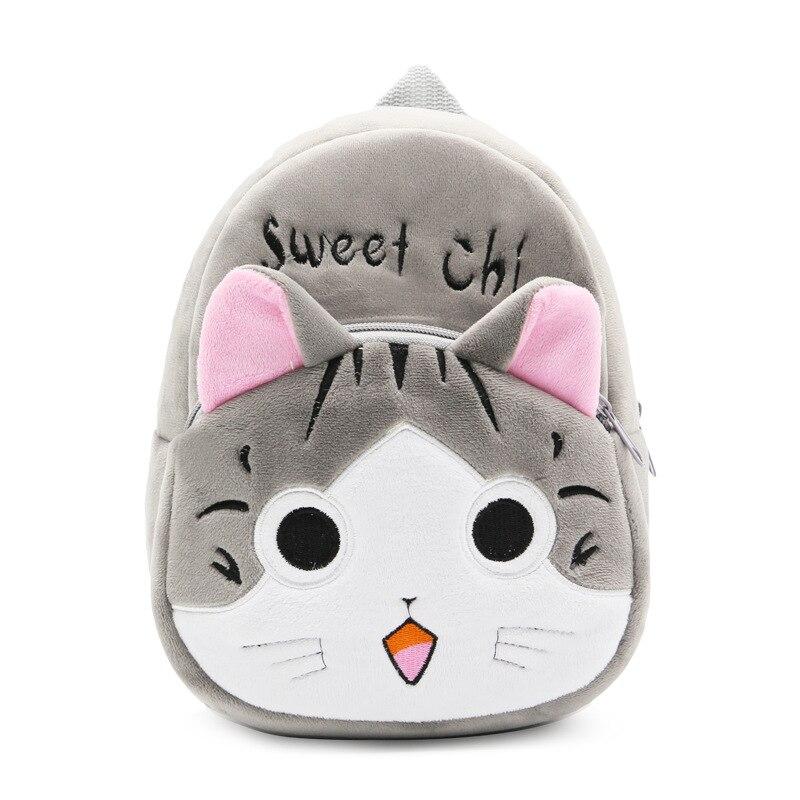 font b Kids b font cartoon Chi s Sweet Home Cat backpack kindergarten children cute