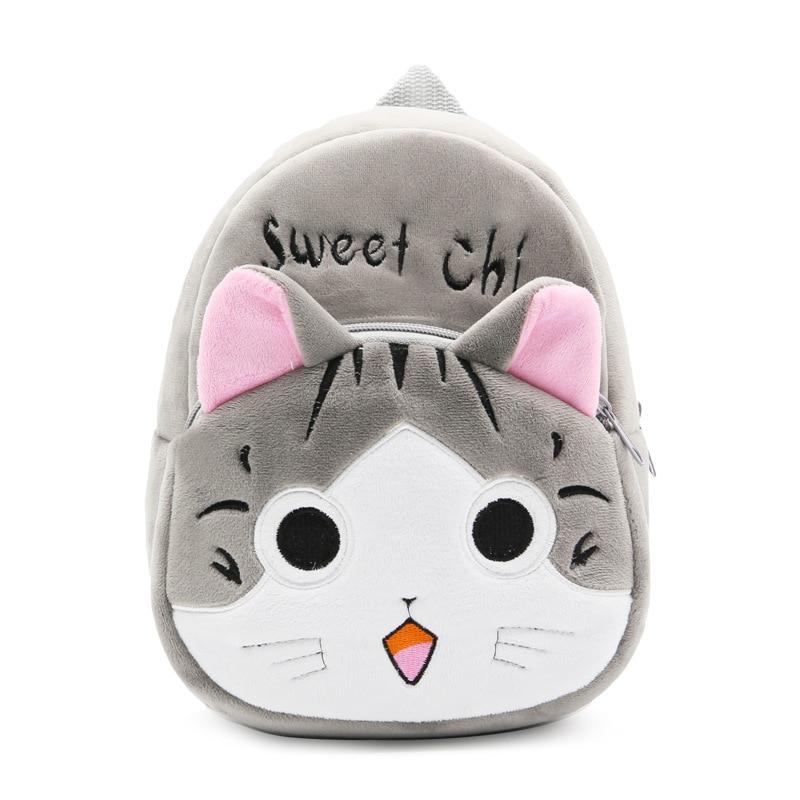 Kids cartoon Chi s Sweet Home Cat backpack kindergarten children cute school bag font b baby