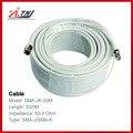 Nueva Llegada!! de Calidad superior, ATNJ 3D-FB RG58 20 m SMA/Hembra/SMA-Macho Cable Coaxial