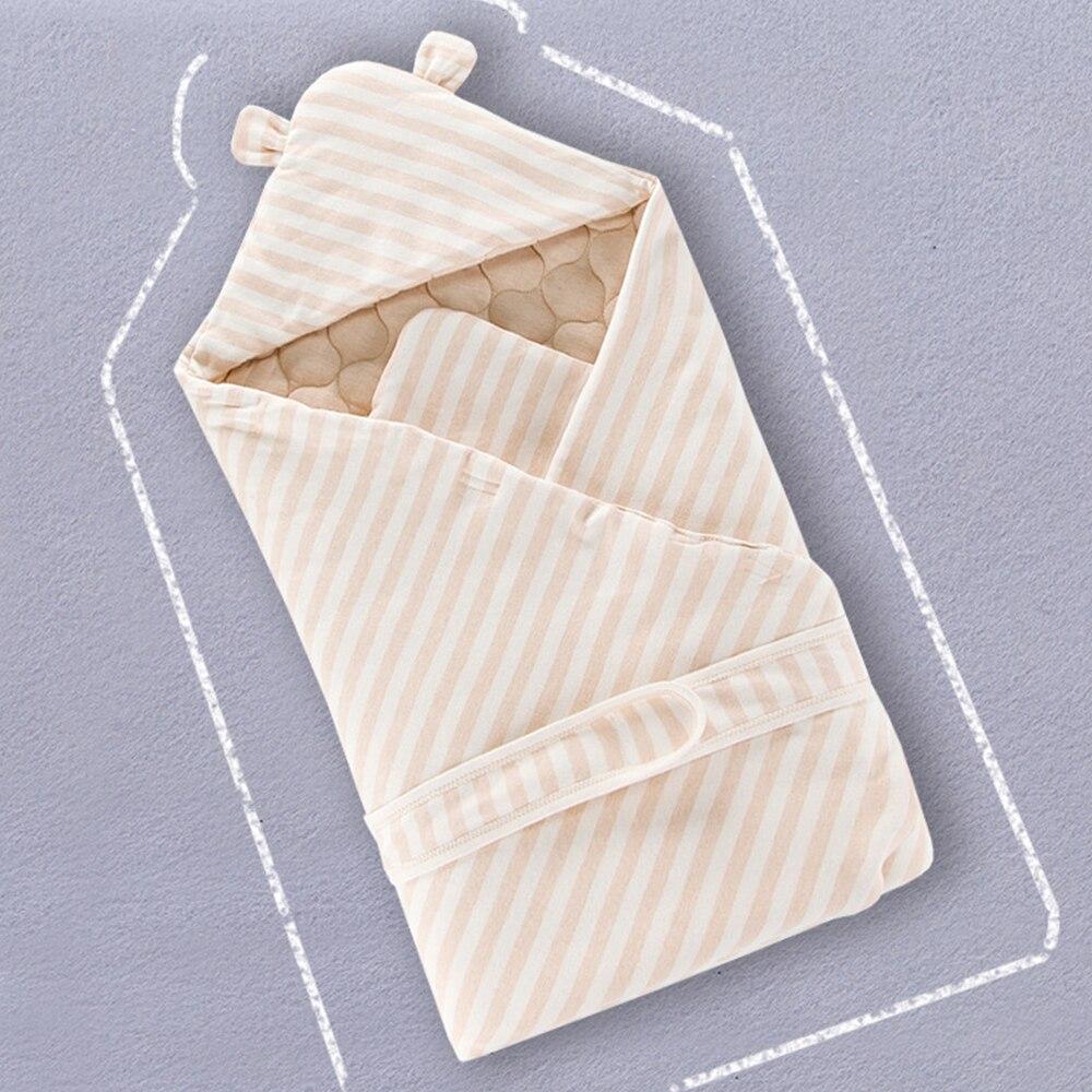 Bébé Swaddle 90X90 Cm bébé couverture épaisse couleur chaude enveloppes en coton bio pour les nouveau-nés écharpe pour bébé bébé literie ensemble de couchage