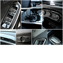 Lsrtw2017 Stainless Steel Car Interior Panel Frame Trims Gear Air Vent for Chry Tiggo 5x 2017 2018 2019 2020