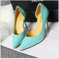 hollow out Single High Heels Shoes Women Pumps Thin Heels Concise Summer Elegant High Heeled Shoes Shallow Office OL Shoes Heels