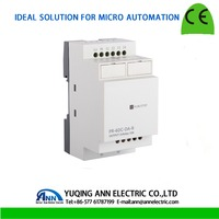 PR 6DC DA R without cable ,DC12V DC24V,4 DI/AI(010V)input, 2 relays(10A) output,ismart relay,Micro PLC controller , CE ROHS