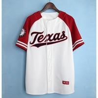 2015 Summer Hip Hop Sports Fashion Baseball T Shirt Korean Style Loose Unisex Mens Womens Tee