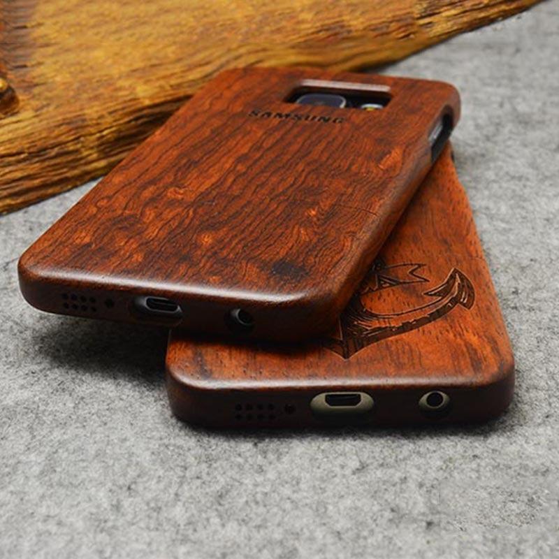 BROEYOUE Case for Samsung Galaxy S8 S9 S5 S7 S6 Edge Plus Նշում - Բջջային հեռախոսի պարագաներ և պահեստամասեր - Լուսանկար 5