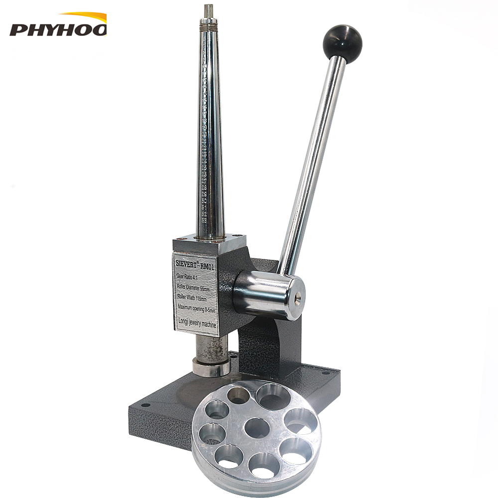 Quality Ring Stretcher Enlarger Sizer Reducer Machines Ring Expander Jewelry Making Tools For HK SIZE