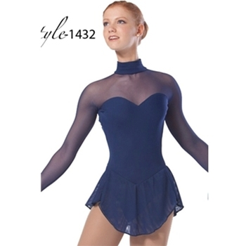 2016 Competition Figure Ice Skating Dresses For Women With Spandex Beautiful New Brand Figure Skating Competition Dress DR2571
