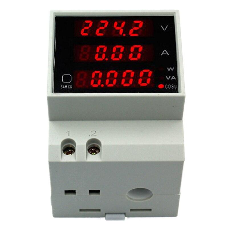 D52-2048 Multi-Functional LCD Digitial A