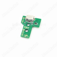 Triangle Charging Board Or Motherboard for PS4 Thumbstick Repair Parts Dedicated For PS4 Controller JDM-030 Motherboard