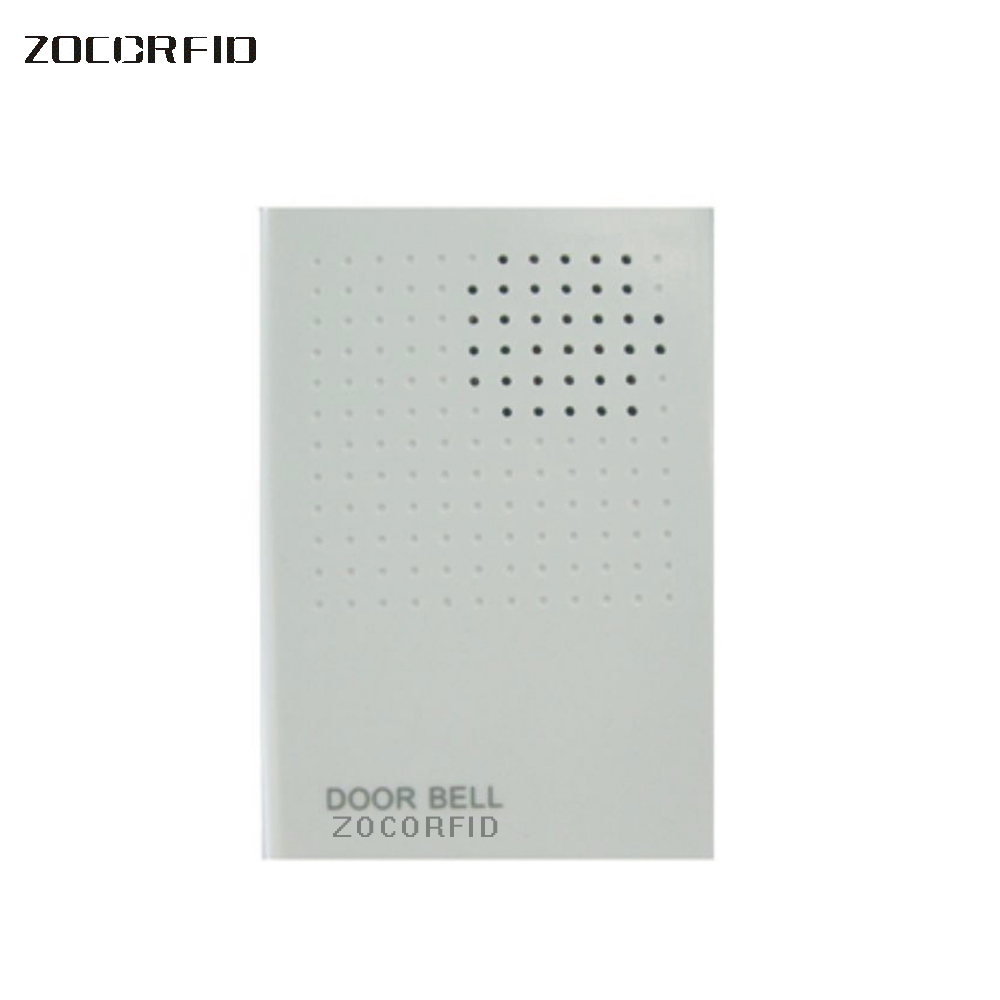DC12V Ding-Dong Musical Wired Doorbell Door Bell Chime For Home Office Access DIY No Need Battery Electronic Door Bell Door Ring