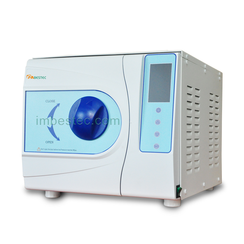 23L Vacuum Steam Sterilizer NEW LCD Medical Autoclave CE ISO