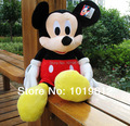 50 CM alta calidad caliente venta lindo Mickey juguete de la felpa del Mickey para los niños de regalos 1 unids