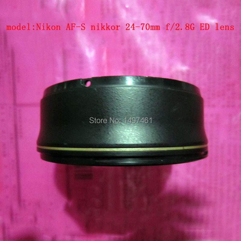 Hood mount filter ring barrel Repair parts For Nikon AF-S nikkor 24-70mm f/2.8G ED lens объектив nikon 50mm f 1 8g af s nikkor