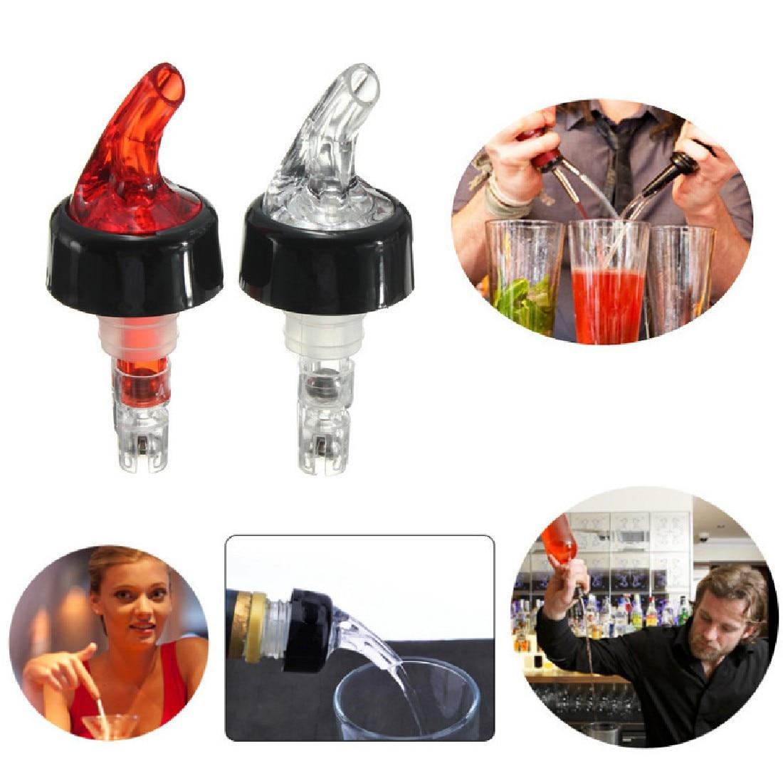 New Wholesale Fashion 30mL Quick Shot Spirit Measure Measuring Pourer Drinks Wine Cocktail Dispenser Home  Bar Tools