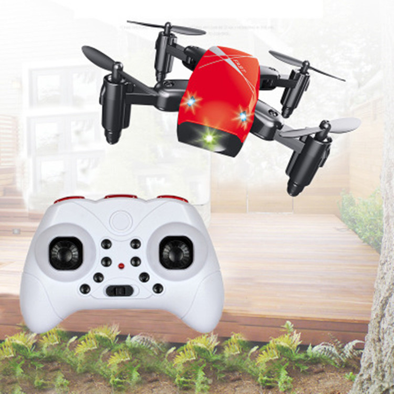 S9 Mini Drone No Camera Foldable RC Quadcopter Altitude Hold Helicopter WiFi FPV Micro Pocket Dron цены