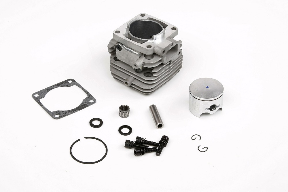 1/5 scale 36cc 4 Bolt Gas Engine Cylinder Kit Fit 1/5 Hpi Km Rv Baja 5B 36CC Motor Engine Parts 38mm cylinder barrel piston kit