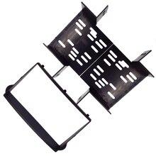 2 дин Radios DVD крышка FASCIA ДЛЯ HYUNDAI STAREX H1 головного устройства Установка Панель аудио тире отделкой комплект ободок