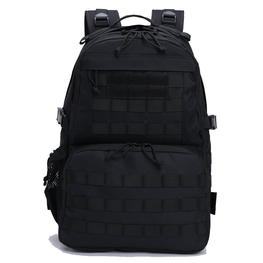 Tactical Backpack for Men, Military Shooting Range Bag Rucksack with Molle Webbing Mens Army Assault Pack 19 28L рюкзак thule stir 28l mens dark shadow 3203547