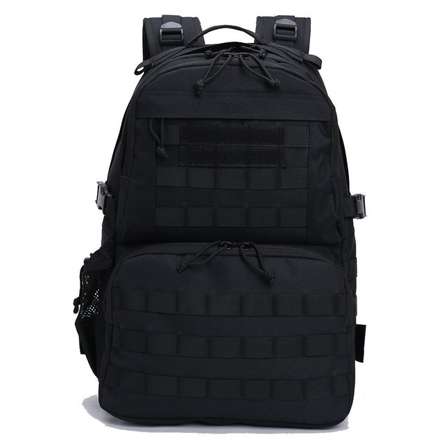 Tactical Backpack For Men Military Shooting Range Bag Rucksack With Molle Webbing Mens Army Assault