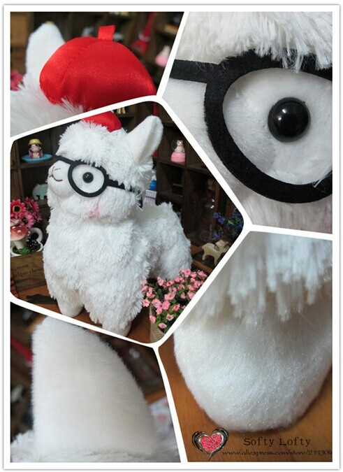 Alpacasso with glasses Middle - 6