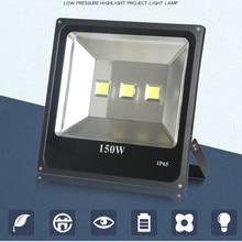 Hot 20W 30W 50W 100W 220V outdoor LED floodlight Waterproof IP65 Lighting Garden Street spotlight diode projector lamps
