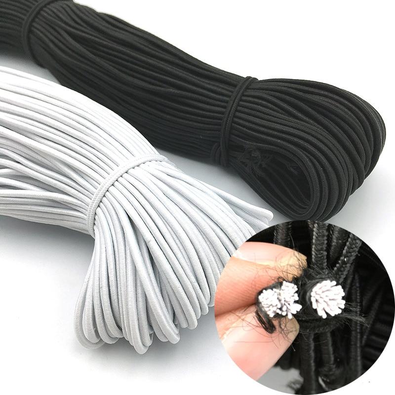 5Meter Starke Elastische Seil Bungee Shock Cord Stretch-String Für DIY Schmuck Machen Outdoor Projekt Zelt Kajak Boot Tasche gepäck