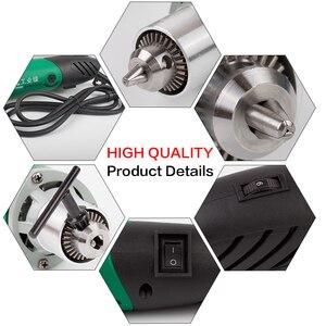 Image 3 - 30000 t/mn 480W perceuse électrique Mini graveur avec 6 vitesse Variable pour Dremel métallisation perceuse polissage 110V/220V