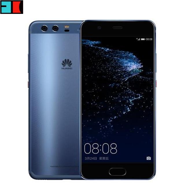 "Original Huawei P10 4G LTE Kirin 960 Octa Core 4GB RAM 64GB ROM 5.1""1920x1080 FHD Dual Rear Camera Fingerprint NFC"