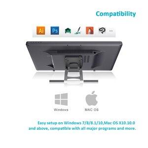 Image 5 - HUION KAMVAS GT 221 Pro 8192 Levels Pen Tablet Monitor  IPS LCD HD Drawing Pen Display    21.5 inch