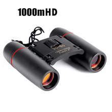 Telescope 30x60 Folding Binoculars with Low Light Night Vision for outdoor bird watching travelling hunting camping 1000m