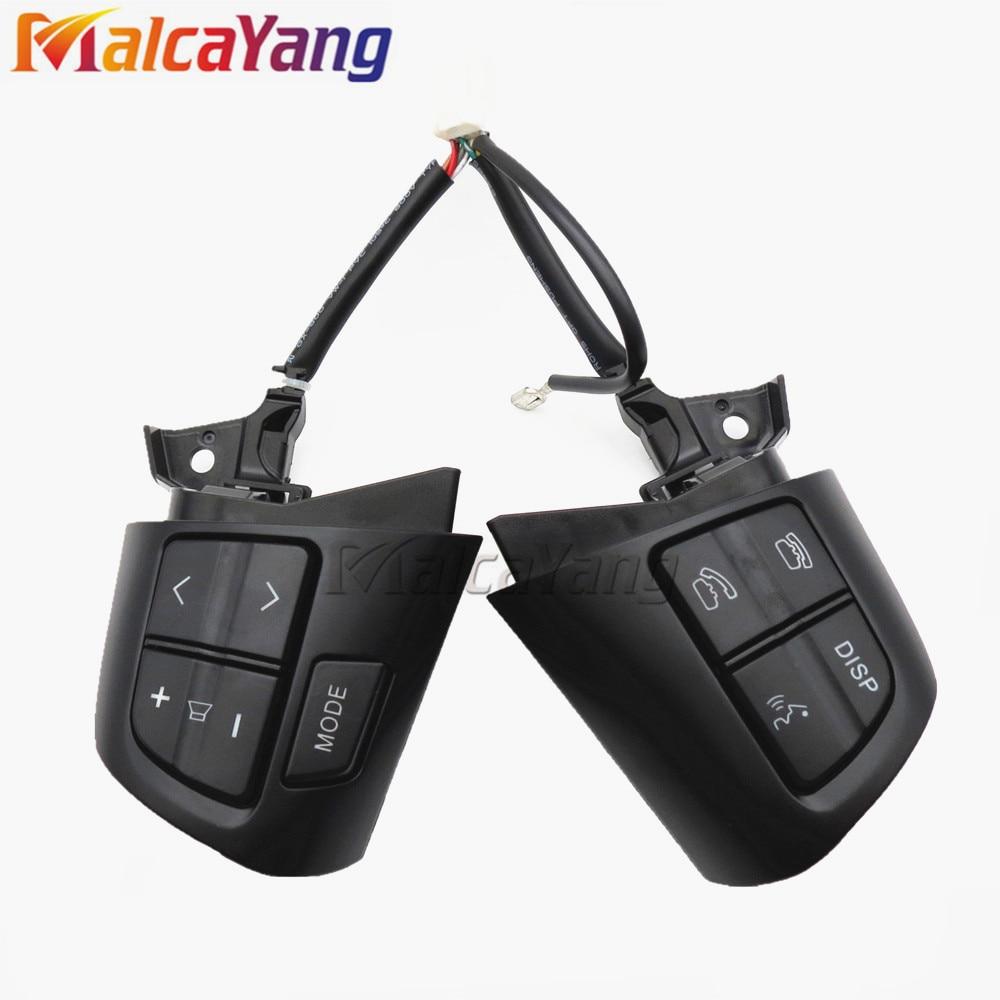 Steering Wheel Audio Control Button 8425002230 For TOYOTA COROLLA ADE150 NDE150 NRE150 ZRE15* ZZE150 2010-2013 84250-02230 цена в Москве и Питере