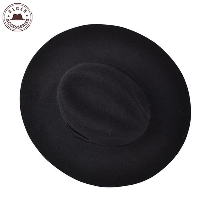 Primavera y otoño de ala plana sombrero de ala sombrero de ala - Accesorios para la ropa - foto 4