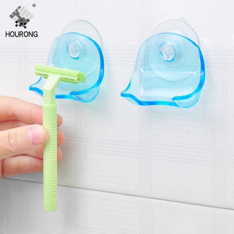 Rasiererhalter Rasiermesser Badezimmer Wand montiert Rostfreier Stahl Werkzeug
