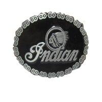 Indians A F Black Buckles Mens Designer Belt Buckles Metal For Clothing Jeans Women Dress Skirt
