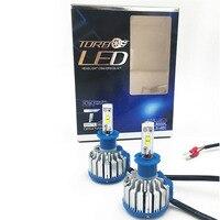 1 Pair Led Car Lighting Super Bright Car Headlight Auto Front Lamp H4 H8 H9 H11