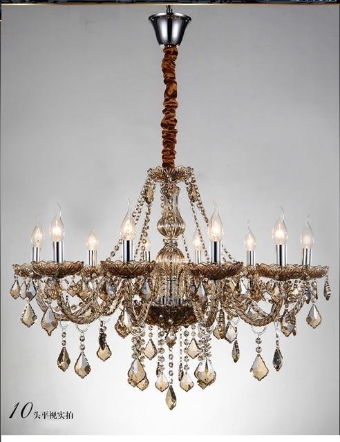 Luxury 68101518 lights arm chandelier large modern pendant luxury 68101518 lights arm chandelier large modern pendant crystal light aloadofball Gallery