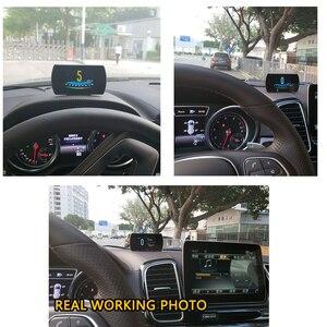 "Image 5 - GEYIREN T800 4.3 ""Smart Digitale Head Up Display Auto HUAutomobile Auf board Computer Auto Digitale OBD Fahr Computer display Autos"