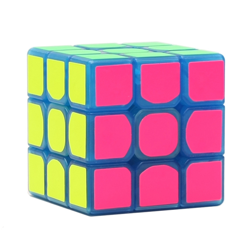 Toys & Hobbies Yj  Steps Magic Cube  Racing Twist Match Special-purpose 2 Steps Magic Cube Children Intelligence Alpinia Oxyphylla Power Toys Puzzles & Games